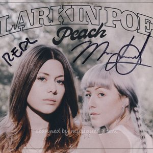 ラーキンポー Larkin Poe - Peach: Exclusive Autographed Edition (CD)|musique69