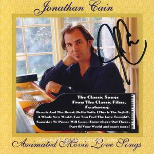 ジャーニー Journey (Jonathan Cain) - Animated Movie Love Songs: Exclusive Autographed Edition (CD)|musique69
