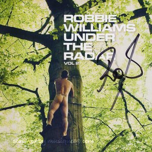 ロビーウィリアムス Robbie Williams - Under the Radar Vol 2: Deluxe Autographed Edition (CD)|musique69