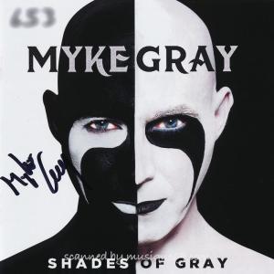 スキン Skin (Mike Gray) - Shades of Gray: Exclusive Autographed Edition (CD) musique69