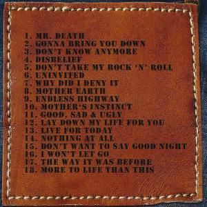 ホワイトライオン White Lion (Mike Tramp) - This & That (But a Whole Lot More) Box Set: Exclusive Autographed Edition (CD/DVD) musique69 04