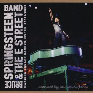 ブルーススプリングスティーン Bruce Springsteen & The E Street Band - Madison Square Garden, New York 07/01/2000 (CD)|musique69