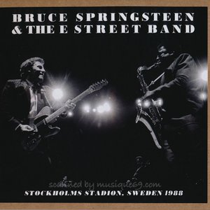 ブルーススプリングスティーン Bruce Springsteen & The E Street Band - Stockholm Stadion, Sweden 1988 (CD)|musique69