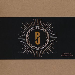 パールジャム Pearl Jam - North American Tour: Chicago, IL 08/20/2016 (CD)|musique69