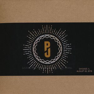 パールジャム Pearl Jam - North American Tour: Chicago, IL 08/22/2016 (CD)|musique69