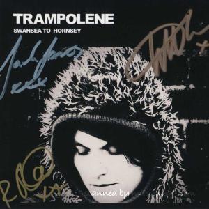トランポリン Trampolene - Swansea to Hornsey: Exclusive Autographed Limited Edition Sleeve (CD)|musique69
