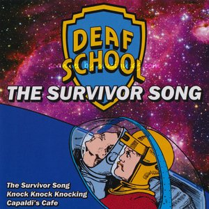 デフスクール Deaf School - The Survivor Song Ep (CD)|musique69