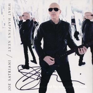 ジョーサトリアーニ Joe Satriani - What Happens Next: Exclusive Autographed Edition (CD)|musique69
