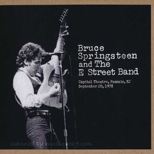 ブルーススプリングスティーン Bruce Springsteen & The E Street Band - Capitol Theatre, Passaic, NJ, September 20, 1978 (CD)|musique69