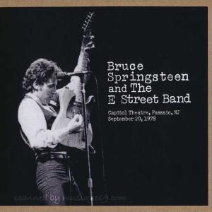 ブルーススプリングスティーン Bruce Springsteen & The E Street Band - Capitol Theatre, Passaic, NJ, September 20, 1978 (CD)|musique69
