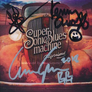 スーパーソニックブルースマシーン Supersonic Blues Machine - Californiasoul: Exclusive Autographed Edition (CD)|musique69