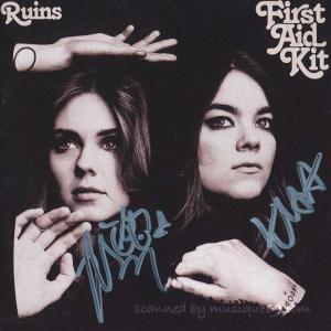 ファーストエイドキット First Aid Kit - Ruins: Exclusive Autographed Edition (CD)|musique69
