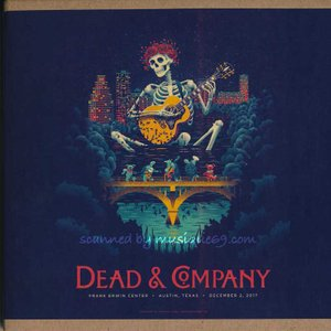 ジョンメイヤー John Mayer (Dead & Company) - Fall Tour: Austin, TX 12/02/2017 (CD)|musique69