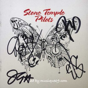 ストーンテンプルパイロッツ Stone Temple Pilots - S/T: Exclusive Autographed Edition (CD)|musique69