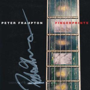 ピーターフランプトン Peter Frampton - Fingerprints: Exclusive Autographed Edition (CD)|musique69