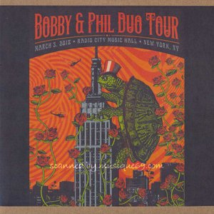 ボブウィア&フィルレッシュ Bob Weir & Phil Lesh - Bobby & Phil Duo Tour: New York City, NY 03/03/2018 (CD)|musique69