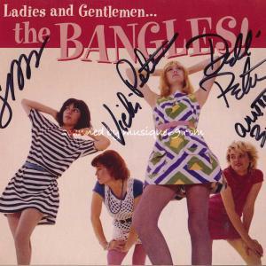 バングルス - Ladies and Gentlemen...The Bangles!: Exclusive Autographed Edition (CD)|musique69