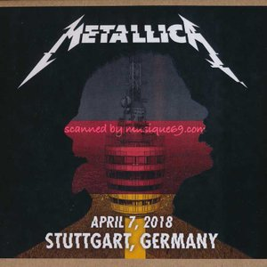 メタリカ Metallica - Stuttgart, Germany 07/04/2018 (CD)|musique69