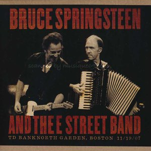 ブルーススプリングスティーン Bruce Springsteen & The E Street Band - TD Banknorth Garden, Boston 11/19/07 (CD)|musique69