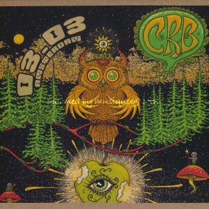クリスロビンソン The Chris Robinson Brotherhood - Raven's Reels: Amsterdam, Netherlands 03/03/2018 (CD)|musique69
