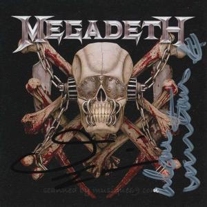 メガデス Megadeth - Killing is My Business... and Business is Good The Final Kill: Exclusive Autographed Edition (CD)|musique69