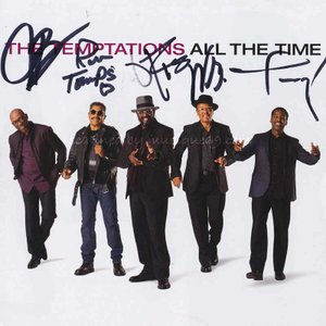 ザ・テンプテーションズ The Temptations - All the Time: Exclusive Autographed Edition (CD)|musique69