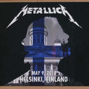 メタリカ Metallica - Helsinki, Finland 09/05/2018 (CD)|musique69