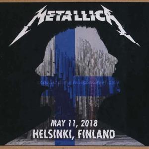 メタリカ Metallica - Helsinki, Finland 11/05/2018 (CD)|musique69