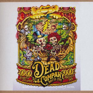 ジョンメイヤー John Mayer (Dead & Company) - Summer Tour: Mansfield, Ma 05/30/2018 (CD)|musique69|01