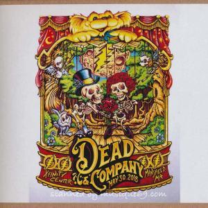 ジョンメイヤー John Mayer (Dead & Company) - Summer Tour: Mansfield, Ma 05/30/2018 (CD)|musique69