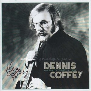 デニスコフィー Dennis Coffey - One Night at Morey's 1968: Exclusive Autographed Edition (CD)|musique69