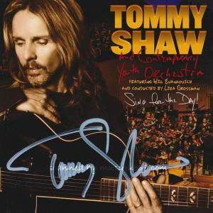 スティクス Styx (Tommy Shaw with Contemporary Youth Orchestra) - Sing for the Day! Exclusive Autographed Edition (CD)|musique69