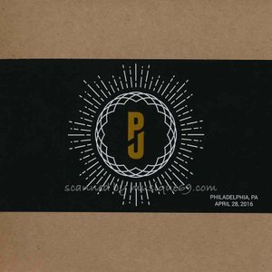 パールジャム Pearl Jam - North American Tour: Philadelphia, PA 04/28/2016 (CD)|musique69