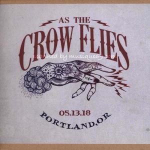 クリスロビンソン Chris Robinson (As the Crow Flies) - Portland, OR 05/13/2018 (CD)|musique69