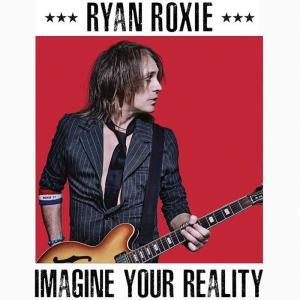 ライアンロキシー Ryan Roxie - Imagine Your Reality: Super Deluxe Edition Translucent Red Vinyl|musique69