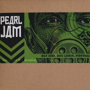 パールジャム Pearl Jam - European Tour: Lisbon, Portugal 23/05/2000 (CD) musique69