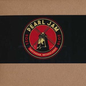 パールジャム Pearl Jam - European Tour: Amsterdam, Netherlands 13/06/2018 (CD) musique69