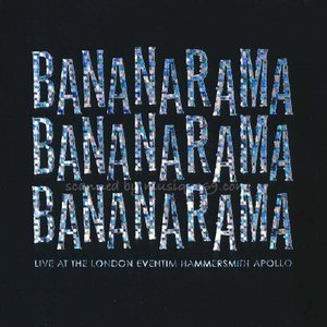 バナナラマ Bananarama - Live at London Eventim Hammersmith Apollo (CD) musique69