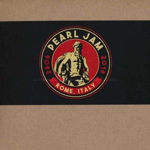 パールジャム Pearl Jam - European Tour: Rome, Italy 26/06/2018 (CD)|musique69