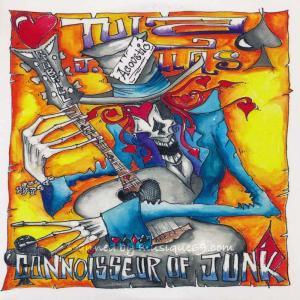 ドッグスダムール The Dogs D'amour (Tyla J Pallas) - Connoisseur of Junk: Acoustic (CD) musique69