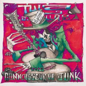 ドッグスダムール The Dogs D'amour (Tyla J Pallas) - Connoisseur of Junk: Electric (CD) musique69