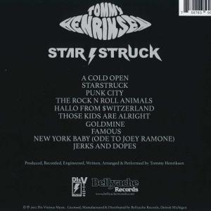 トミーヘンリクセン Tommy Henriksen - Starstruck: Limited Edition (CD)|musique69|02
