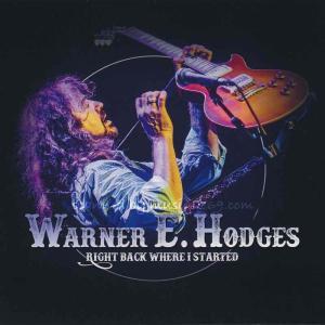 ワーナーE.ホッジス Warner E. Hodges - Right Back Where I Started (CD)|musique69