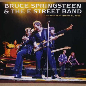 ブルーススプリングスティーン Bruce Springsteen & The E Street Band - Chicago, September 30, 1999 (CD)|musique69