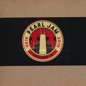 パールジャム Pearl Jam - The Home x Away Shows: Chicago, IL 08/18/2018 (CD)|musique69