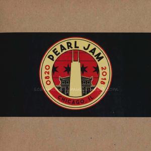 パールジャム Pearl Jam - The Home x Away Shows: Chicago, IL 08/20/2018 (CD)|musique69