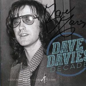 デイヴデイヴィス Dave Davies - Decade: Exclusive Autographed Edition (CD)|musique69
