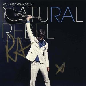 リチャードアシュクロフト Richard Ashcroft - Natural Rebel: Exclusive Autographed Edition (CD)|musique69