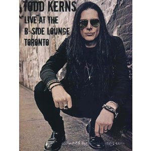 トッドカーンズ Todd Kerns - Live at the B-Side Lounge (DVD)|musique69