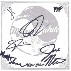 マグパイサリュート The Magpie Salute - High Water: Exclusive Autographed Edition (CD)|musique69